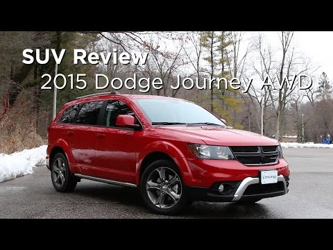 2015 Dodge Journey AWD | SUV Review | Driving.ca
