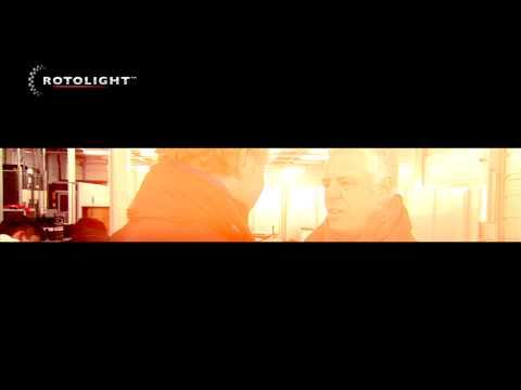 Rotolight ANOVA Lights @ Silverstone Shoot 2012