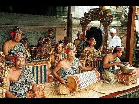 GAMELAN BALI - Balinese Traditional Band - Tourism Destination [HD]