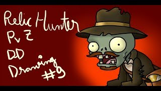 PvZ Relic Hunter Zombie | Dirty Duck | Drawing #9