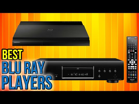 6 Best Blu Ray Players 2017