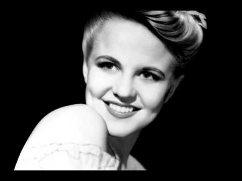 Peggy Lee - Where Can I Go Without You
