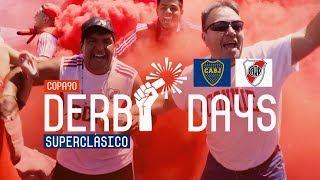 The Biggest Game of All Time | Derby Days Superclásico | Boca Juniors v River Plate