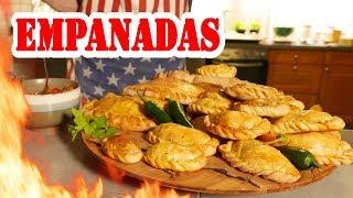 Empanadas Argentina Style - BBQ Grill Rezept Video - Die Grillshow 276