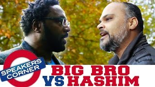 Video: The origins of Islam are bloody and violent - Hashim vs Big Bro