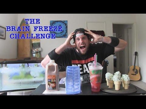 The Brain Freeze Gauntlet Challenge (Warning: Vomit Alert)