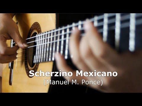 Manuel Maria Ponce - Scherzino Mexicano