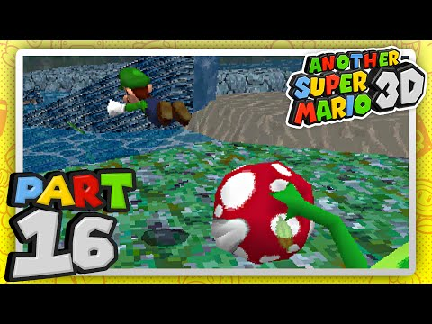 Another Super Mario 3D - Part 16 - The Last Of Them!