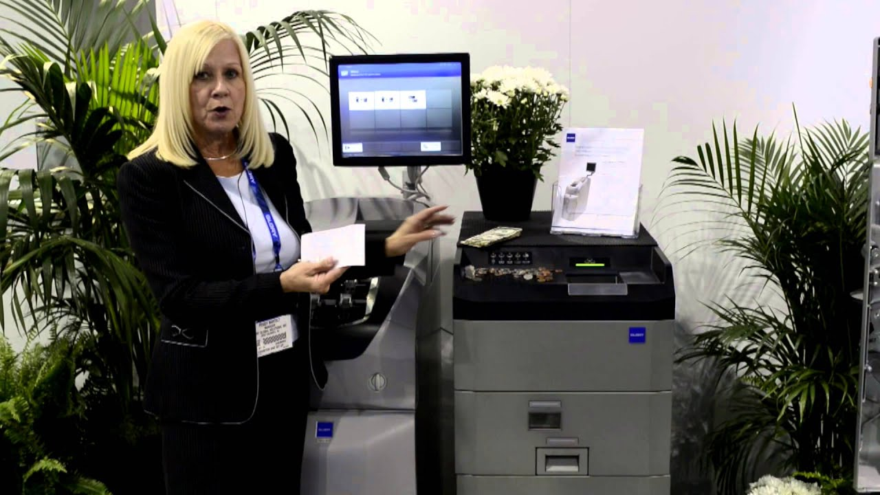 Rbg 300 Intelligent Cash Recycler And Sdrc 100 Coin