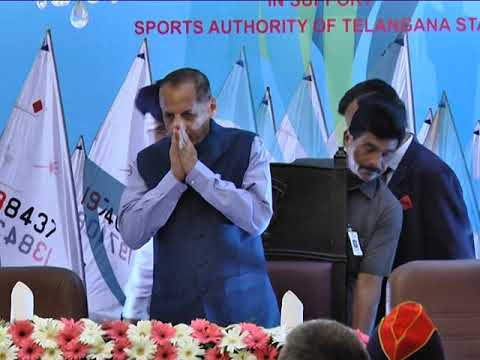 GOVERNOR NARASIMHAN ATTEND SPORTS BOATS SAILNG