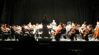 The Theory Of Everything - Suite (J. Johansson) - Film Symphony Orchestra #FSOTour2015