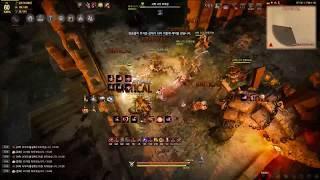 Black Desert Online - Lahn/Ran Desert Naga grinding