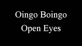 Watch Oingo Boingo Open Eyes video