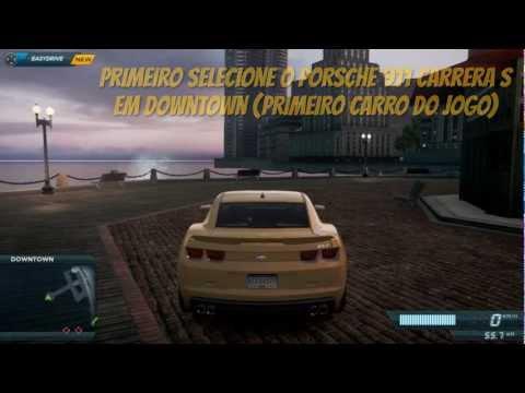Como encontrar o Camaro no NFS Most Wanted 2012