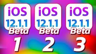 iOS 12.1.1. Beta 1 VS Beta 2 VS Beta 3 เร็วแค่ไหน สูบแบตรึเปล่า OMG!