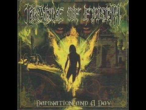 Cradle Of Filth - Thank God For The Suffering