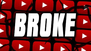 This New YouTube Glitch Gives You Millions of Subscribers... YouTube is Very Broken