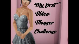 Second Life Vlogger Challenge - GERMAN/DEUTSCH