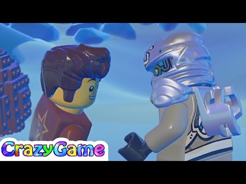 LEGO Ninjago Shadow of Ronin Episode 7 - The Vaults of Ice And Fire