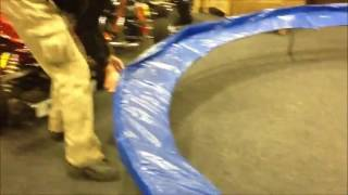 Trampoline Spring Cover Pad fitting information