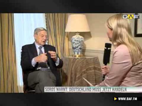 George Soros: Euro bonds as a solution for the debt crisis