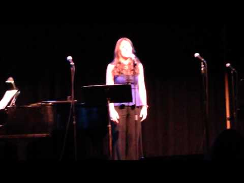 Kelsey Self singing Perfectly Happy by Kevin Fogarty