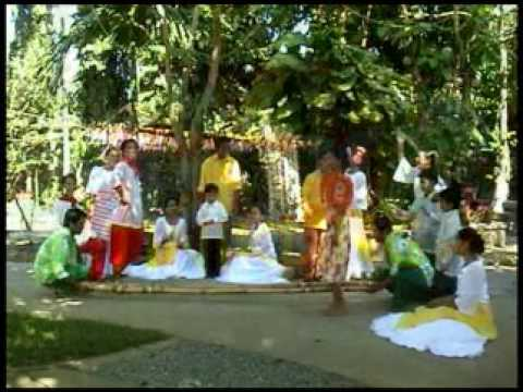 Philippine Folk Dances - Track 01 - Tinikling video