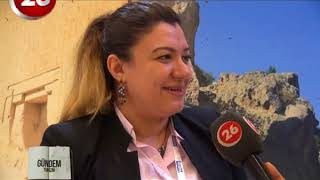 Gündem Turizm | 22.EMITT Fuarı Eskişehir Standı
