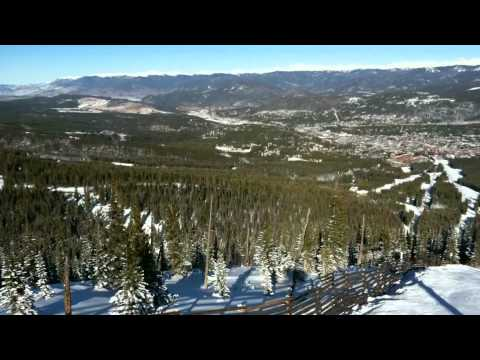 Colorado Winter Vacation: Denver, Breckenridge, Silverthorne and Frisco