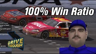 Undefeated rookie in two series! (NASCAR 08 Career #2)