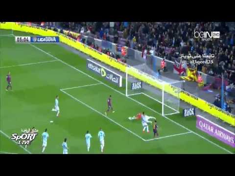 Barcelona vs Celta de Vigo 0 3~ All Goals & Highlights 26 03 2014