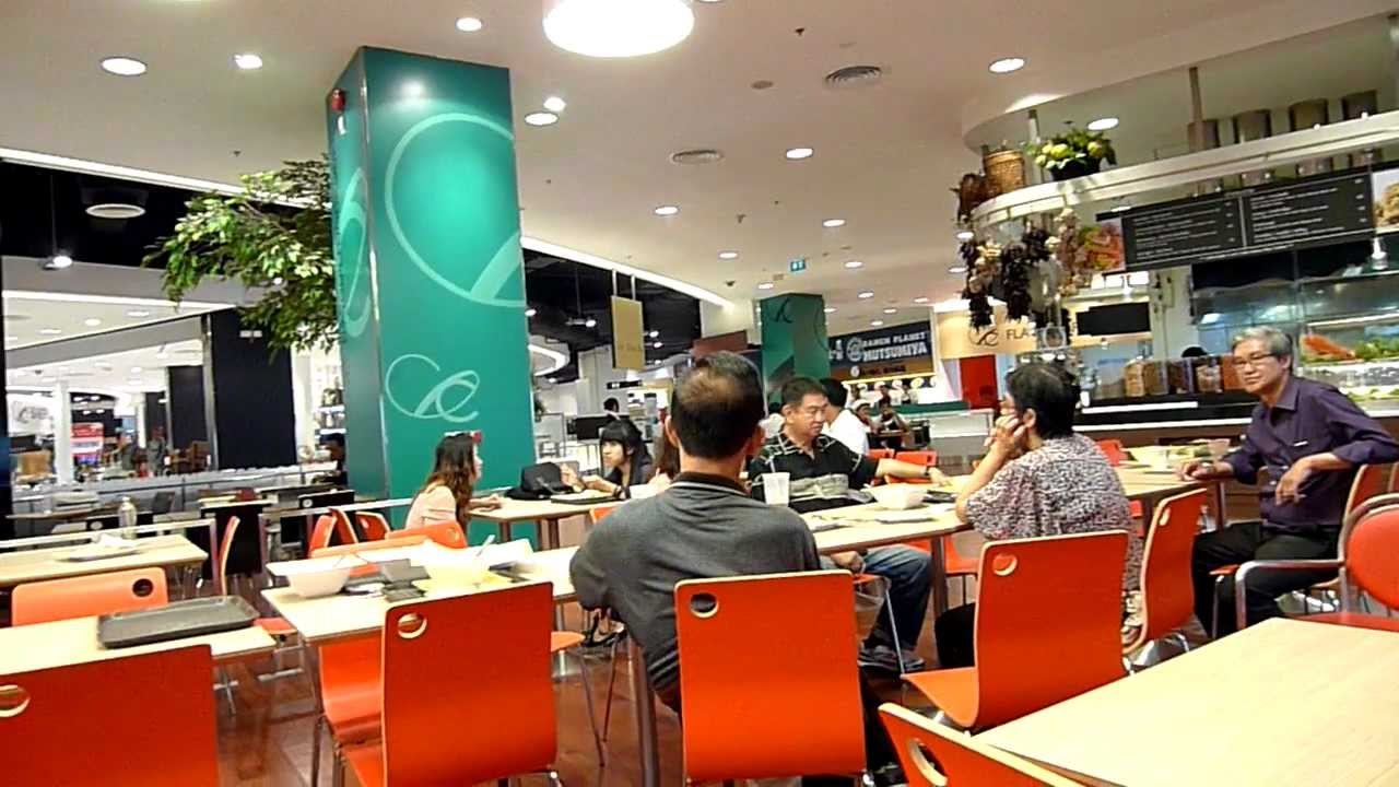 Central Court Central World Foodcourt Central World Siam
