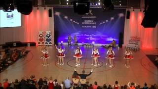 Boogie Magic´s - Deutsche Meisterschaft 2015