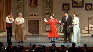 Mary Poppins  - Summit High School - 2016