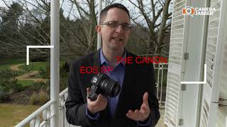 Canon Eos Rp First Look With David Parry At Canon Uk