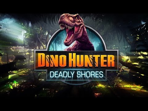 Dino Hunter: Deadly Shores | My Poor Dinosaurs! :( video