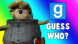 Gmod Guess Who Funny Moments - Maximum Bluff!