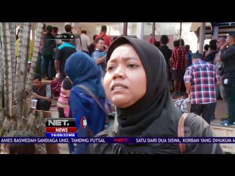 Rumah Lembang Tetap Ramai Dikunjungi Warga untuk Mengadu dan Menyampaikan Dukungan - NET 16