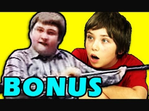 BONUS - Kids React To Star Wars Kid