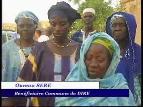 Urgence Mali: Un projet, une source d'espoir