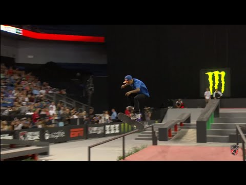 Street League 2012: Stop Two Finals Quick Clip