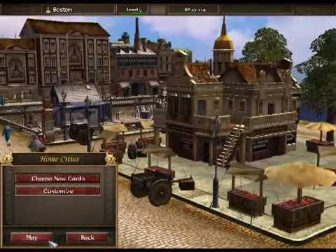 Age of Empires 3 Speedrun Level 10 Strange Alliances