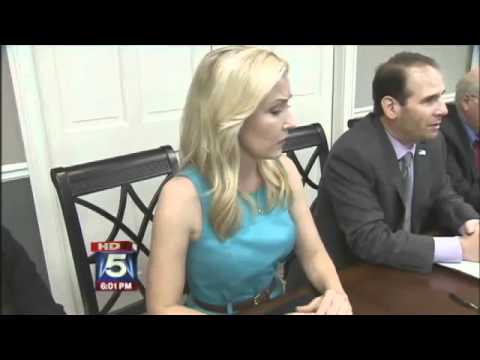2012.06.08 - Fox 5 News - Weather Channel Anchor Says She Was Fired Over Her Military Service.mp4
