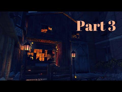 Building my house + new Far Harbor Items. Hangman's Alley Part 3