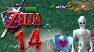 Let's Play The Legend of Zelda Ocarina of Time Part 14: Das Zora-Reich