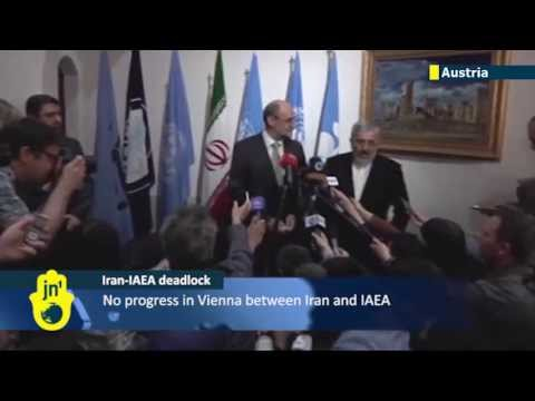 Iran-IAEA deadlock: No progress in Vienna between Iran and UN nuclear watchdog