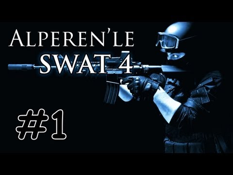 Alperen'le SWAT 4 Oynuyoruz; ep.1 - Kağan ve Eko Ses Test Servisi