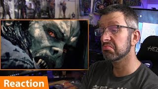 Morbius Official Trailer Reaction & Thoughts