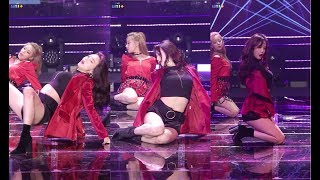 Dal Shabet 달샤벳 Serri 세리 Sexist Move Ever