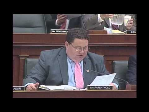 Rep. Farenthold's Bill Shines Light on Asbestos Trust System